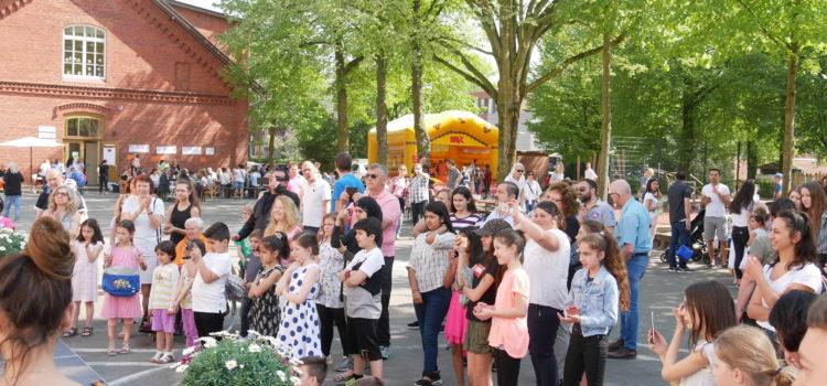 Schulfest zum 150. Jubiläum