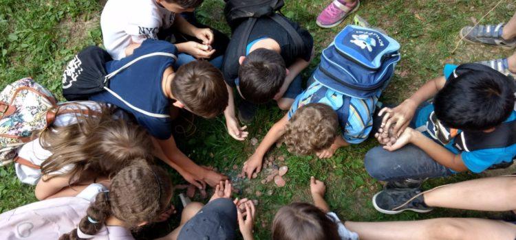 Klassenfahrt der 3b nach Greten Venn